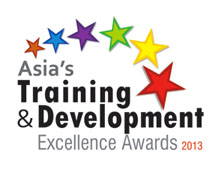 Asia Training & development awards logo