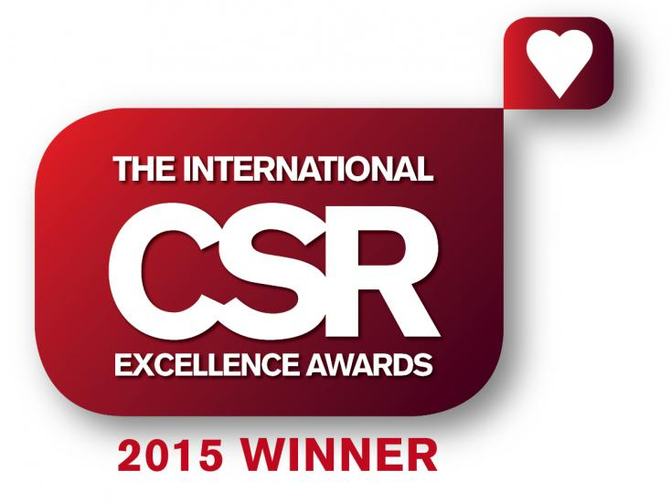 International CSR Excellence Awards Logo