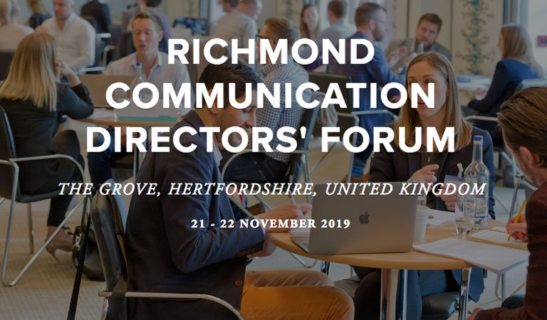 Richmond Communication Directors' Forum