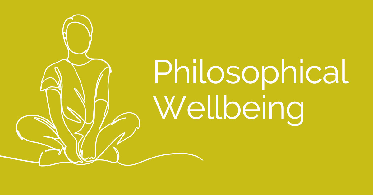 Philosophical Wellbeing