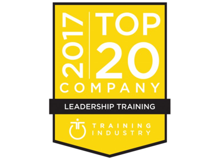 Training industry award