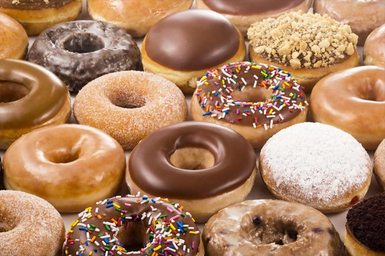Why doughnuts are good for us