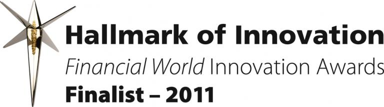 Financial world awards logo
