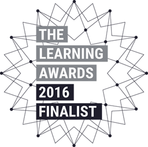 Learning Awards 2016 Logo