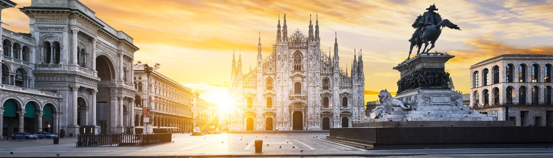 Managing disruption on a Monday morning in Italy