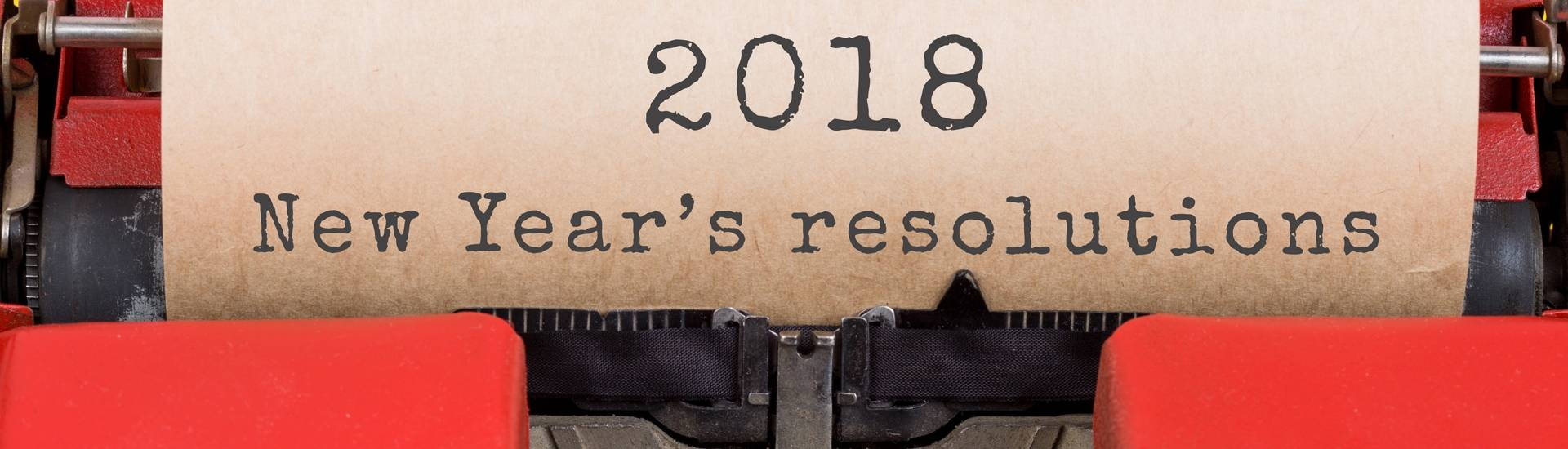 A Year of Resolutions