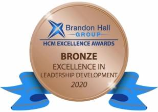 Bronze award for Best Advance in Leadership Development