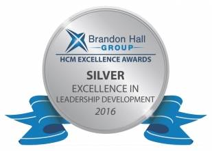 Brandon Hall Group Silver Award