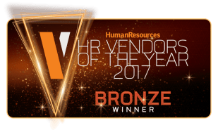 HR vendor of the year bronze award