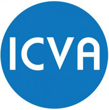 International Council of Voluntary Agencies (ICVA) logo